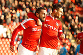 Charlton Athletic v Fleetwood Town 040217