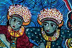 Yogyakarta Taman Sari Kampung Cyber Murals