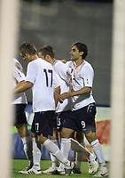 12.10.2010., stadium Maksimir, Zagreb - Friendly match between representations of Croatia and Norway.<br /> Photo: Zeljko Lukunic/PIXSELL