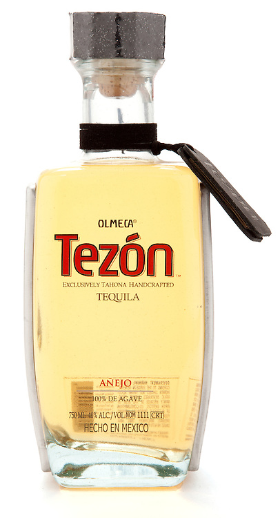 Tezon Tequila Añejo -- Image originally appeared in the Tequila Matchmaker: http://tequilamatchmaker.com