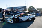 April 28-May 1, 2016: Lamborghini Super Trofeo, Laguna Seca: #17 Richard Antinucci, Brian Thienes, US RaceTronics, Lamborghini Beverly Hills,(PRO-AM)