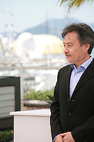 Director Kiyoshi Kurosawa at the Journey To The Shore film photo call at the 68th Cannes Film Festival Sunday May 17th 2015, Cannes, France.
