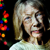 Joan Didion by Chris Maluszynski