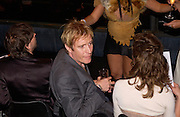 Rhys Ifans, 'Black' fashion show  given by Alexander McQueen and American Express. Earl's court. 3 June 2004. ONE TIME USE ONLY - DO NOT ARCHIVE  © Copyright Photograph by Dafydd Jones 66 Stockwell Park Rd. London SW9 0DA Tel 020 7733 0108 www.dafjones.com