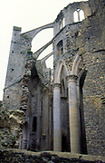 France, Normandy.  Abbaye de Hambye built 1145, now a ruin.