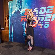 NLD/Amsterdam/20170920 - Sylvia Hoeks photocall Blade Runner 2049,