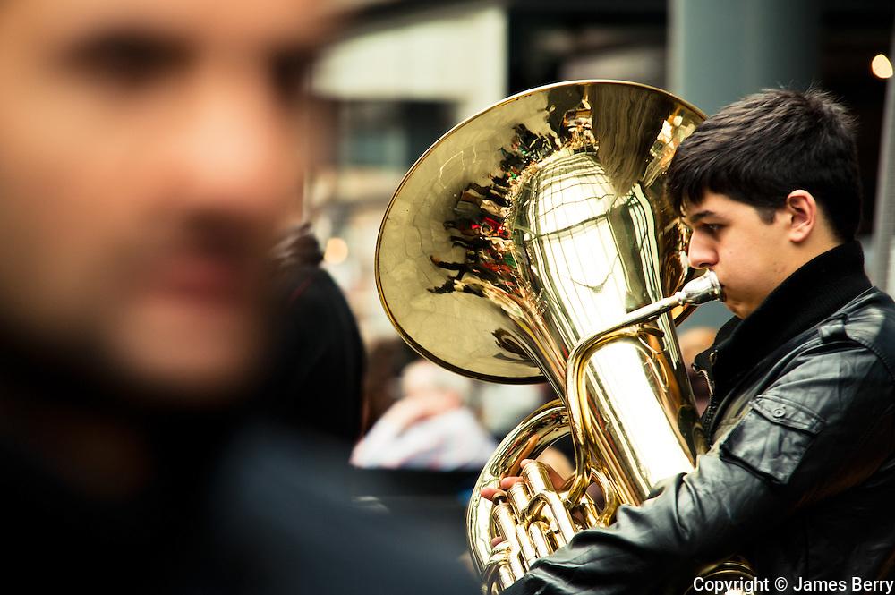 Sounds of Spitalfields: Super Critical Mass, Friday 8 June 2012
