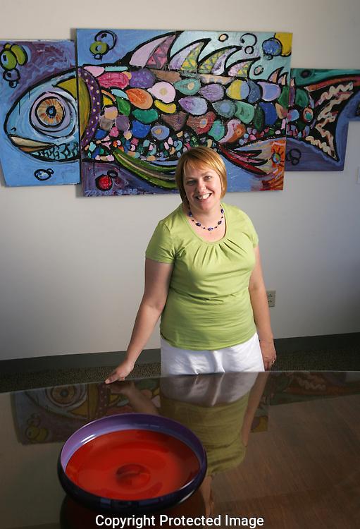 Alicia Oddi .Greater Columbus Arts Council