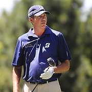 Matt Kuchar, USA, in action during the second round of the Travelers Championship at the TPC River Highlands, Cromwell, Connecticut, USA. 20th June 2014. Photo Tim Clayton