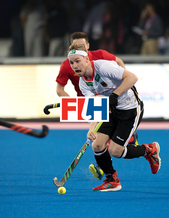 Odisha Men's Hockey World League Final Bhubaneswar 2017<br /> Match id:01<br /> Germany v England<br /> Foto: Christopher Ruehr (Ger).<br /> WORLDSPORTPICS COPYRIGHT FRANK UIJLENBROEK