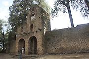 Africa, Ethiopia, Gondar The Royal Enclosure