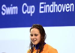 10-04-2014 NED: NK Swim Cup, Eindhoven<br /> Wendy van Zanden, 200m wissel