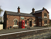 Oct 17, 2018-News-Hadlow Road Railway Station Views