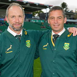Brendan Venter, Backs Coach of South Africa