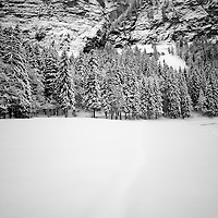 Taken just up from Lake Montriond in Morzine
