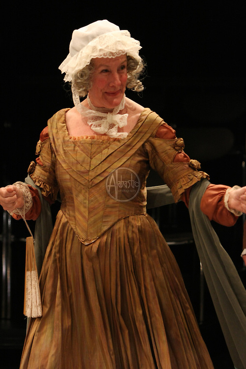 Book-It Reperatory Theatre's adaptation of Jane Austen's Sense & Sensibility.