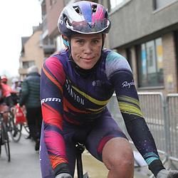 29-02-2020: Wielrennen: Omloop Nieuwsblad: Ninove: Tiffany Cromwell