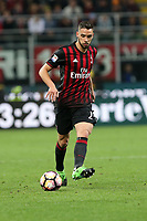 08.05.2017 - Milano - Serie A 35a giornata - Milan-Roma - Nella foto:  Mattia De Sciglio - Milan