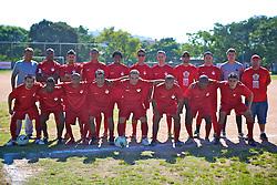 SER América, no campo Intercap, em partida válida pela Copa Kaiser de Futebol Amador 2012.  FOTO: Jefferson Bernardes/Preview.com