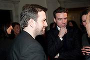 ANDY CROAKE; KEVIN CARMODY, Wallpaper Design Awards 2012. 10 Trinity Square<br /> London,  11 January 2011.