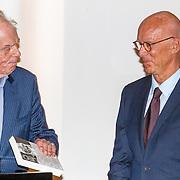 NLD/Rotterdam/20151027 - Boeklancering Leo Beenhakker, Jorien van den Herik