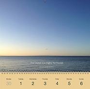 2018 Calendar | Sumner Beach