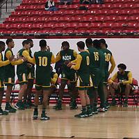 Men's Basketball: University of Wisconsin-River Falls Falcons vs. New Jersey City University Gothic Knights