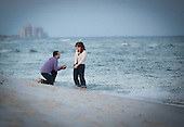 Matt & Abby - Beach Proposal