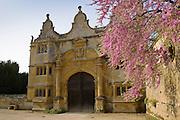 Gatehouse of Stanway House, Gloucestershire, United Kingdom