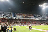 """La curva dei tifosi dell'Inter<br /> Milano 07/10/2012 Stadio """"San Siro""""<br /> Football Calcio Serie A 2012/13<br /> Milan v Inter<br /> Foto Insidefoto Paolo Nucci"""