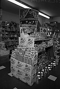 12/11/1964<br /> 11/12/1964<br /> 12 November 1964<br /> <br /> Display of an aisle in 5 Star supermarket in Crumlin Dublin
