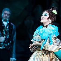 Teatro dell'Opera Nazionale Taras Shevchenko. Cenerentola di Giacomo Puccini. Sergej Kovnir e Svetlana Godlevskaya