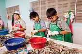 Burmese in the Thai Shrimp Industry