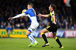 Billy Bodin of Bristol Rovers controls the ball under pressure  - Mandatory by-line: Dougie Allward/JMP - 02/12/2017 - FOOTBALL - Memorial Stadium - Bristol, England - Bristol Rovers v Rotherham United - Sky Bet League One