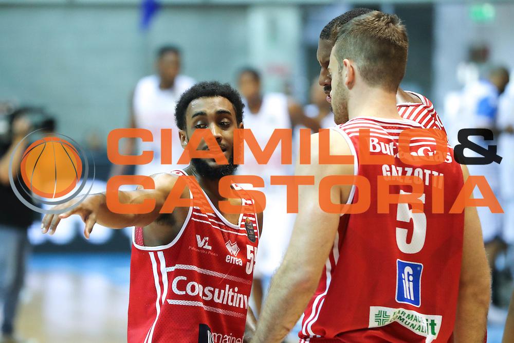 Red October Cantù VS Consultinvest Pesaro LBA serie A 3^ giornata stagione 2016/2017 Desio 16/10/2016<br /> <br /> Nella foto: Harrow Ryan
