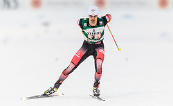 20.02.2016, Salpausselkae Stadion, Lahti, FIN, FIS Weltcup Nordische Kombination, Lahti, Team Sprint, Langlauf, im Bild Lukas Klapfer (AUT) // Lukas Klapfer of Austria competes during Cross Country Team Sprint Race of FIS Nordic Combined World Cup, Lahti Ski Games at the Salpausselkae Stadium in Lahti, Finland on 2016/02/20. EXPA Pictures © 2016, PhotoCredit: EXPA/ JFK