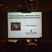 2015-04-06 Chambliss Lecture - Dr. Todd Underwood (Ridgway)