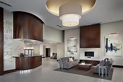 Lobby reception foyer