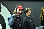 Keanu Reeves At The Presentation Of His ARCH Motorcycle Company - 9 Nov 2017