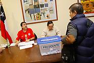 Votantes Chilenos en Uruguay