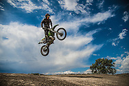 Andy Dunaway photographed Motor Cross at the Aztec Race Track during the Clarkson Sports Workshop in Colorado Springs, Colo, on July 20, 2013. Andy used an Nikon D4, 24-120mm, XQD card.