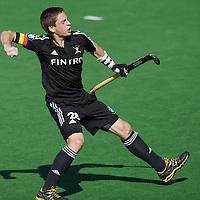 MELBOURNE - Champions Trophy men 2012<br /> Belgium v England<br /> foto: Truyens scores 1-0.<br /> FFU PRESS AGENCY COPYRIGHT FRANK UIJLENBROEK
