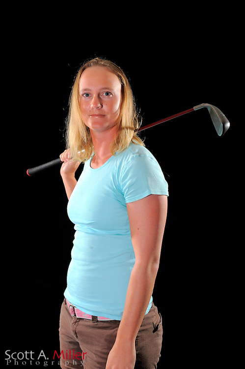 Abby Bools during a portrait shoot prior to the LPGA Future Tour's Daytona Beach Invitational at LPGA International's Championship Courser on March 28, 2011 in Daytona Beach, Florida... ©2011 Scott A. Miller