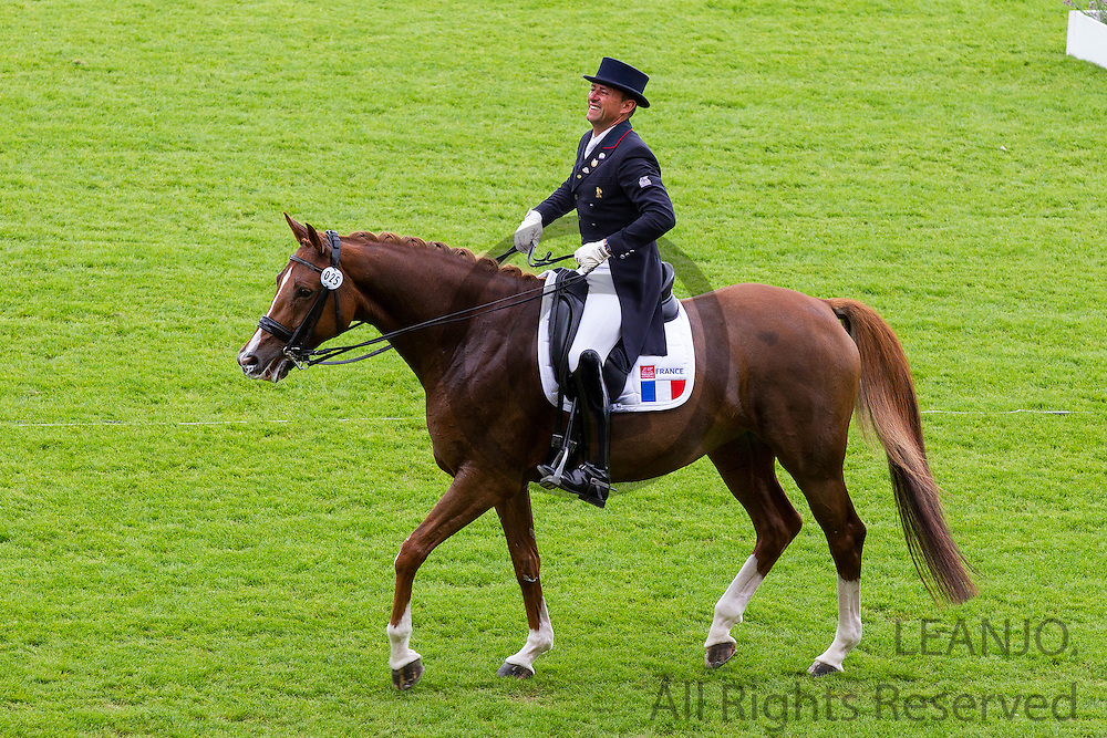 Pierre Volla - Badinda Altena<br /> FEI European Championships Aachen 2015<br /> &copy; DigiShots