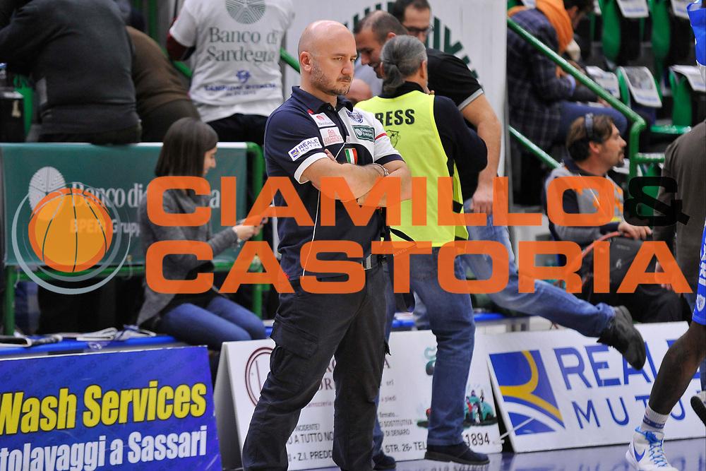 DESCRIZIONE : Campionato 2015/16 Serie A Beko Dinamo Banco di Sardegna Sassari - Grissin Bon Reggio Emilia<br /> GIOCATORE : Matteo Boccolini<br /> CATEGORIA : Ritratto Before Pregame<br /> SQUADRA : Dinamo Banco di Sardegna Sassari<br /> EVENTO : LegaBasket Serie A Beko 2015/2016<br /> GARA : Dinamo Banco di Sardegna Sassari - Grissin Bon Reggio Emilia<br /> DATA : 23/12/2015<br /> SPORT : Pallacanestro <br /> AUTORE : Agenzia Ciamillo-Castoria/C.Atzori