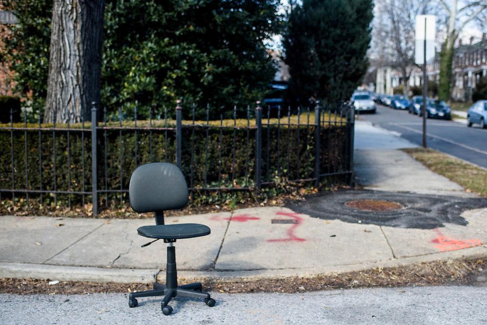 Baltimore, Maryland - January 16, 2015:<br /> <br /> <br /> CREDIT: Matt Roth