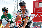 Sagan (SVK, Bora Hansgrohe) during the 73th Edition of the 2018 Tour of Spain, Vuelta Espana 2018, Stage 13 cycling race, Candas Carreno - La Camperona 174,8 km on September 7, 2018 in Spain - Photo Luca Bettini / BettiniPhoto / ProSportsImages / DPPI