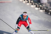 PYEONGCHANG-GUN, SOUTH KOREA - FEBRUARY 15: Ragnhild Haga of Norway during the women's 10k free technique Cross Country competition at Alpensia Cross-Country Centre on February 15, 2018 in Pyeongchang-gun, South Korea. Photo by Nils Petter Nilsson/Ombrello               ***BETALBILD***