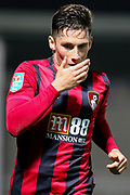 Bournemouth midfielder Harry Wilson during the EFL Cup match between Burton Albion and Bournemouth at the Pirelli Stadium, Burton upon Trent, England on 25 September 2019.