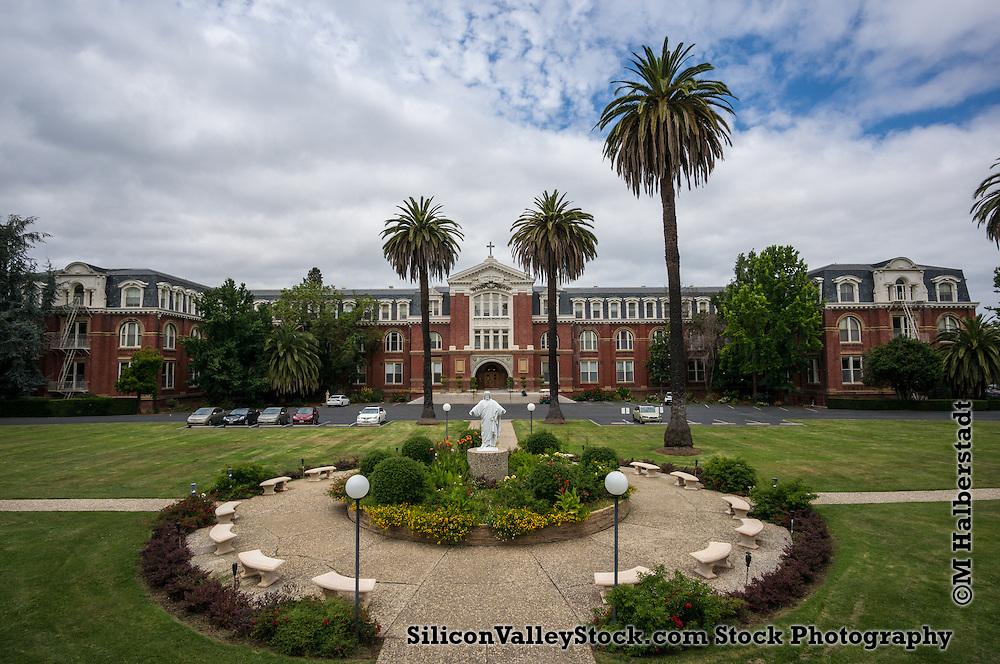 Saint Patrick's Seminary &amp; University,<br /> Menlo Park, CA